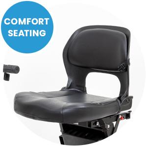 comfort seating
