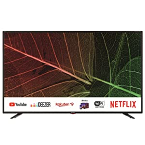 Sharp 55bj3e 139 Cm 55 Inch 4k Ultra Hd Smart Led Tv Hdr Harman Kardon Sound System Triple Tuner Home Cinema Tv Video