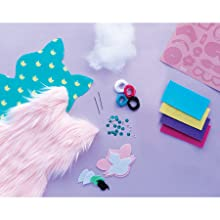 Sewing, Crafting, Tween, Craft, Cat, Pillow, Creativity, Activity Kit, Sewing Skills, Home Activity