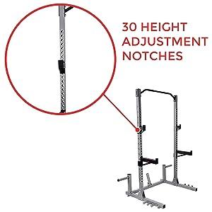 Adjustable Weight Rack
