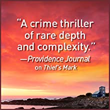 """A crime thriller of rare depth and complexity."""""""