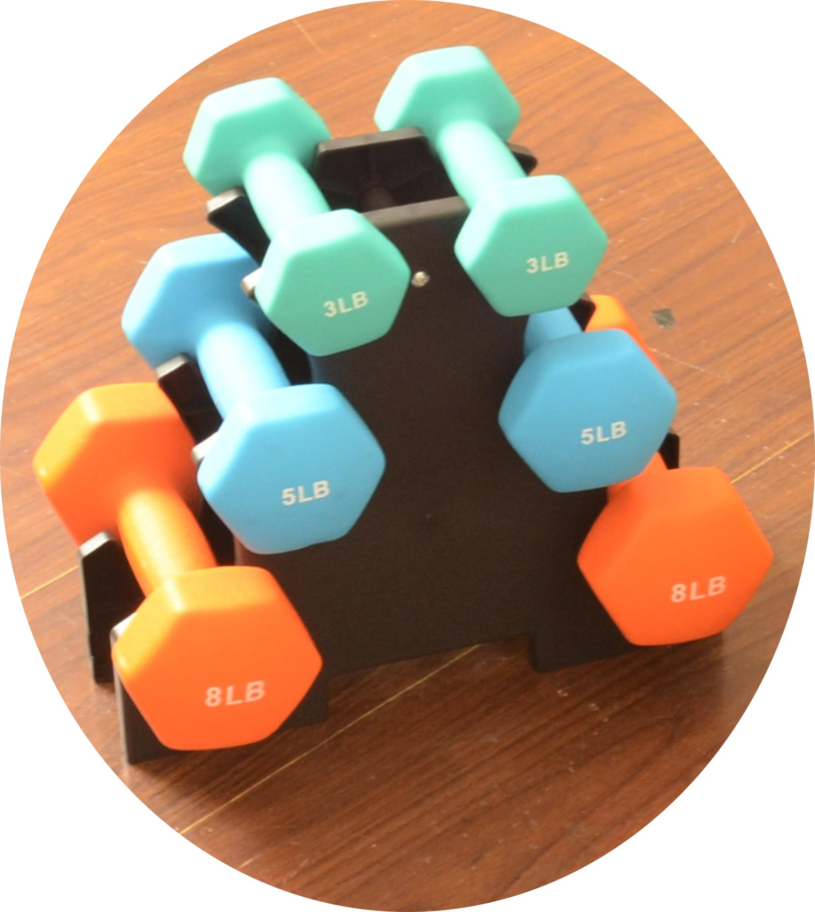 Discovering The Answers To Valuable Products Of Strength Training: Amazon.com : BalanceFrom BF-D358 Dumbbell Set With Stand
