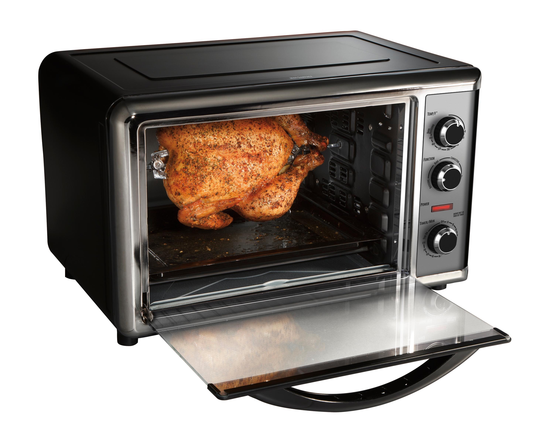 Amazon Com Hamilton Beach 31104d Countertop Oven With