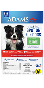 flea and tick topical