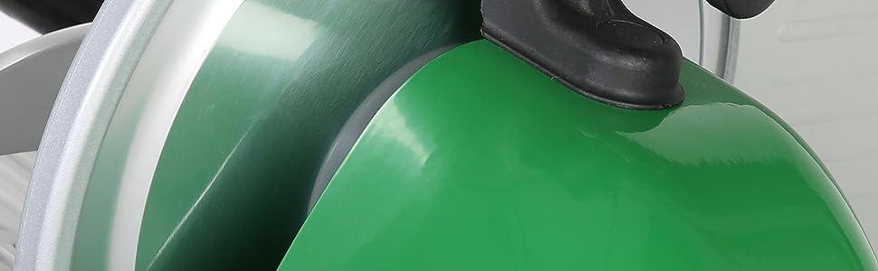 DETTAGLIO POSTERIORE 25 SPECIAL EDITION GREEN