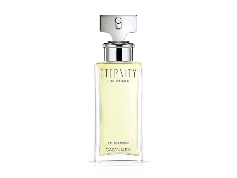 Calvin klein eternity perfume women her fragrance classic Christy turlington