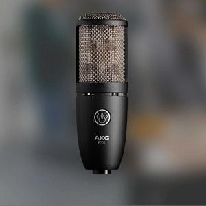 AKG P220 Large-diaphragm Condenser Microphone 5
