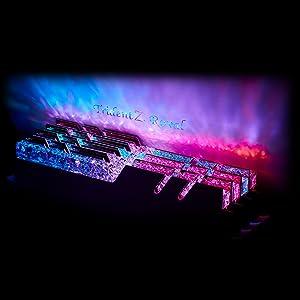 gskill trident z royal software lighting control