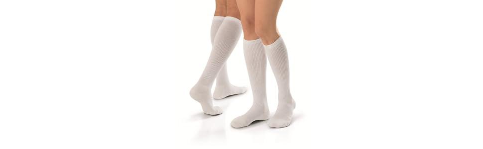 a9a3c58e755 Amazon.com  JOBST Athletic Knee 8-15 Closed Toe Sock