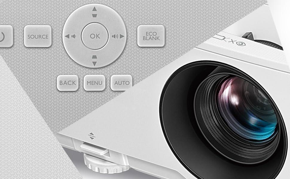 BenQ MW535 - Proyector DLP, WXGA, 3600 lumens, 2X HDMI, Contraste 15.000:1