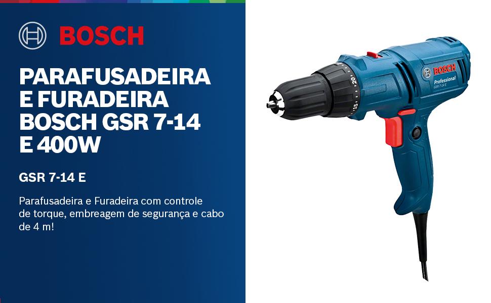 GSR 7-14 E 400W