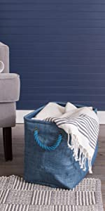 storage bin de bin fabric storage bin bin for storage extra large storage bin closet baskets