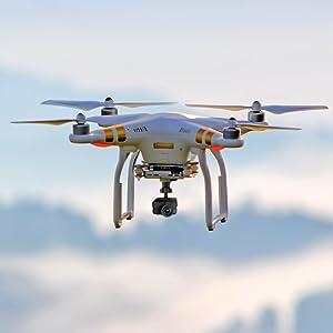 Small Drone camera Go Pro