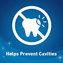 Best mouthwash for preventing cavities and gingivitis.