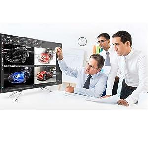 Philips Monitor 43 4K