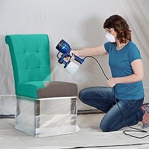 Homeright Finish Max C800766 Paint Sprayer Power Painter