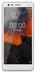 Nokia, nokia mobile, android one, android, android pie, nokia 3.1, 18:9, durable, smartphone