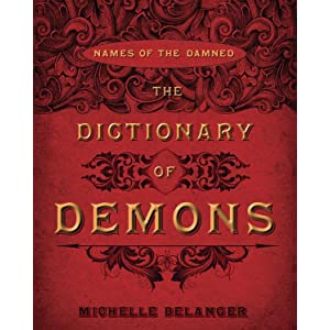 Dictionary of Demons Cover