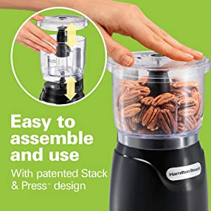 food processor and veggie chopper