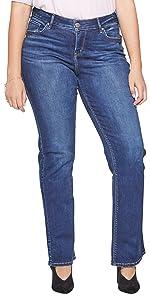 bb81a8bd Suki Super Skinny Plus Size · Suki Straight Leg Plus Size · Suki Slim  Bootcut Plus Size · Avery Slim Bootcut Plus Size · Boyfriend Plus Size  (formerly Sam) ...