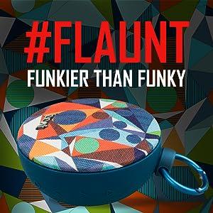 funky speaker