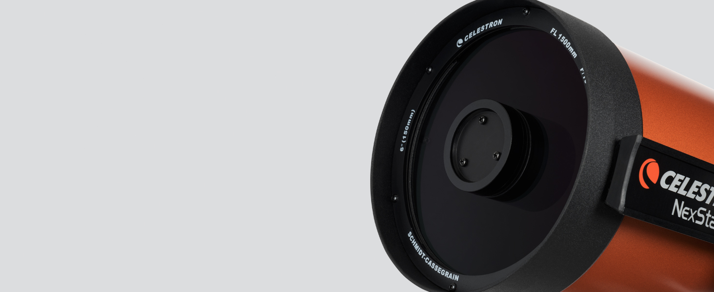 NexStar 6SE Schmidt-Cassegrain Optics