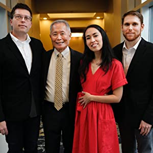 They called us enemy creative team authors george takei justing eisinger steven scott harmony becker