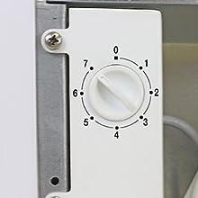 chest compact fridge,home, dorm, Upright Freezer, mini fridge, chest fridge White, perfect feet