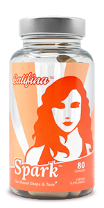 Califina Spark, shape, tone, fat burner, supplement