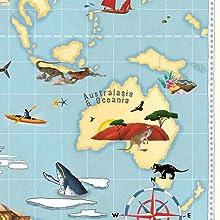 AUSTRALASIA & OCEANIA