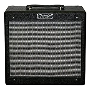 Amazon Com Fender Blues Junior Iii 15 Watt 12 Inch Guitar