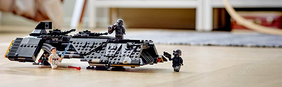 LEGO® Star Wars 75284 Knights of Ren Minifigur Rey mit Lichtschwert sw1054