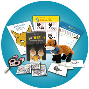 The Nocturnals; homeschooling activities for middle school; animal books