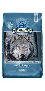 Dog food;Dry dog food;Natural dog food;Natural dry dog food;Grain free dog food;Adult dog food