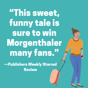 this sweet and funny take is sure to win Morganthaler many fans - publishers weekly