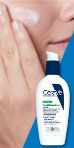PM moisturizing facial