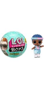 LOL Surprise Boys, Boy Doll