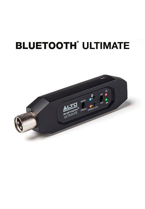 Alto Professional Bluetooth Total 2 - Récepteur Bluetooth XLR pour tables de mixage et systèmes
