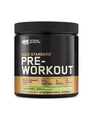 Pre Workout GSW