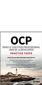 ocp, oracle certified professional exam, ocp java se 11 developer exam, ocp study guide