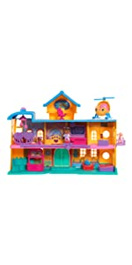 Amazon Com Doc Mcstuffins Baby All In One Nursery Toys