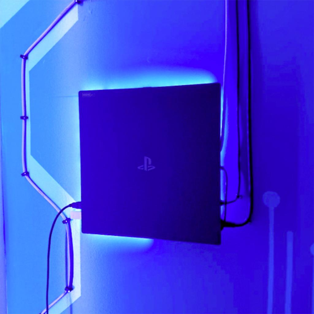 Amazon Com Hideit 4p Mount Ps4 Pro Wall Mount Made In