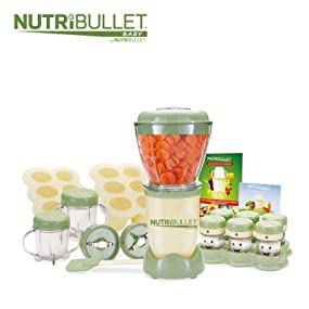 Nutribullet Baby Food Blender With Date Markers Amazon Co