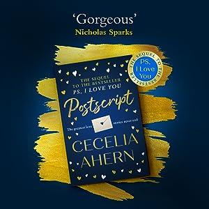 Postscript, Cecelia Ahern, romantic fiction, PS I Love You, christmas present, gift, new books 2020