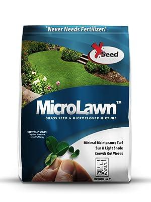 microclover, dlf, low grow, microlawn, x-seed,