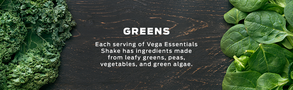 protein and greens from kale, algae, spinach and more amazing grass