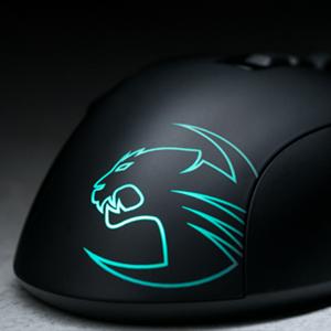 03664992c36 ROCCAT Kone Pure Owl-Eye 12000 dpi Optical Sensor RGB Gaming Mouse ...