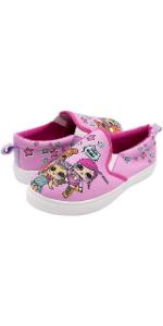 LOL Surprise! Girls Slip On Shoes