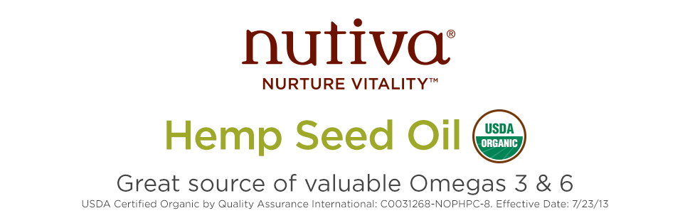 hemp seed oil cbd omega 3 6 organic usda