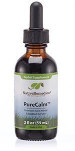Pure Calm PureCalm Native Remedies Pure Calm NativeRemediesPureCalm NativeRemedies PureCalm